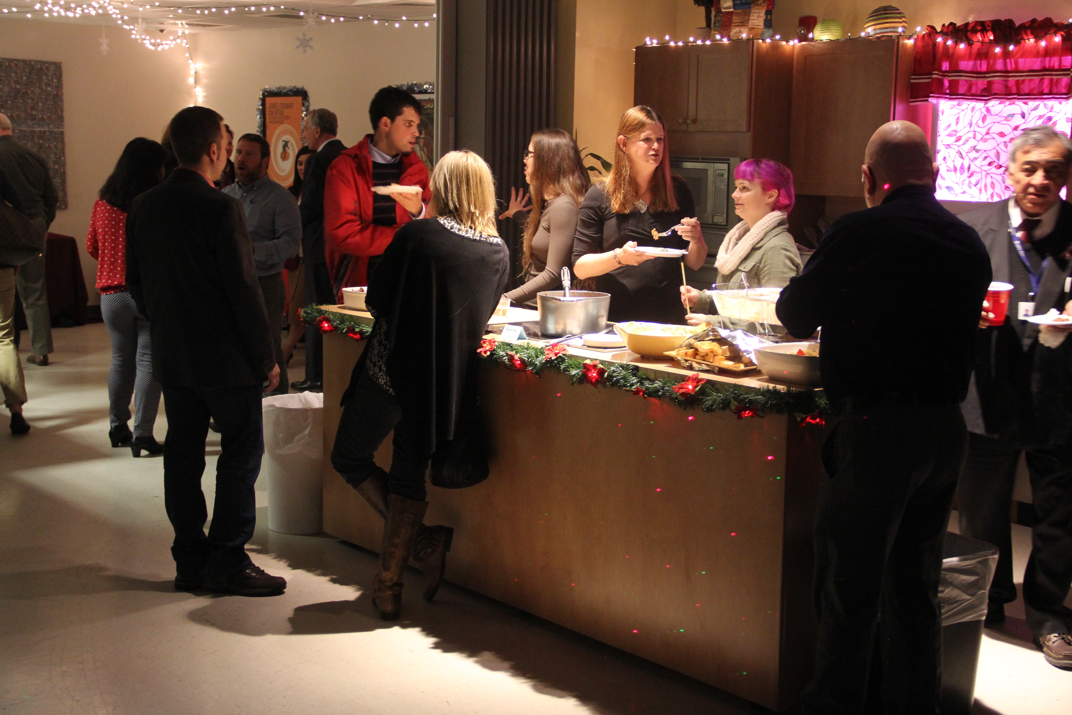 ActonTV's Annual Meeting and Holiday Party